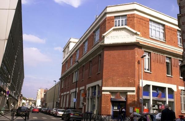 Aubervilliers bureau de poste puis central téléphonique