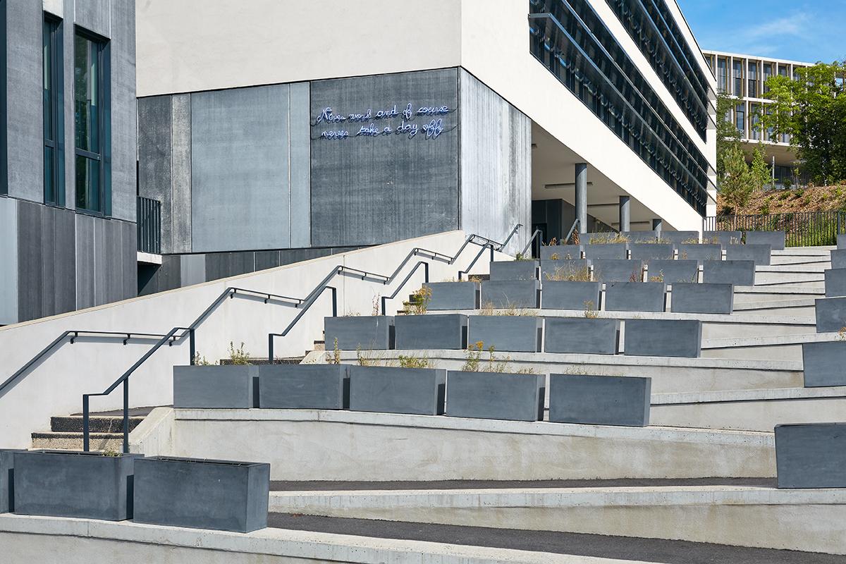 Rampe D Escalier Traduction Anglais collège international de noisy-le-grand - patrimoine - atlas